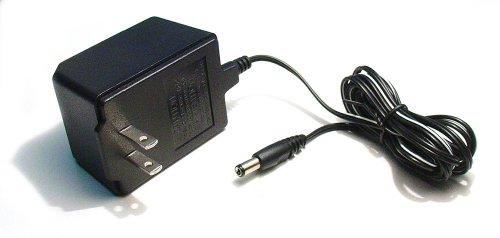 Ac-Dc Adapter 9Volts Dc @ 800Ma 2.1Mm Dc Power Plug Negative Center