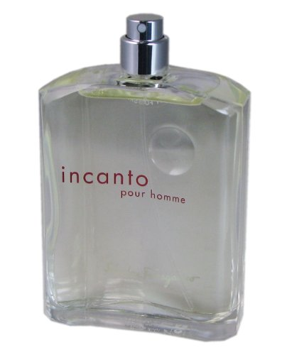 Incanto By Salvatore Ferragamo For Men. Eau De Toilette Spray 3.4 oz TESTER