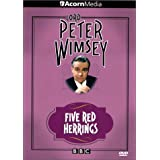 Lord Peter Wimsey: Five Red Herrings [DVD] [1975] [Region 1] [US Import] [NTSC]by Ian Carmichael