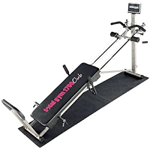 Total Gym XLS is Total Gym's top-of-the-line home fitness system and is great for ages 8 to 80 - the entire family can get a full body workout on 1 machine. Works with /5().