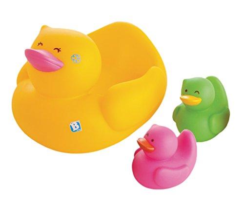 B kids Bath Duck Family Bathtub Toy
