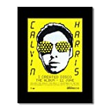 CALVIN HARRIS - I Created Disco Matted Mini Poster - 28.5x21cm