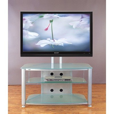 Cheap 43″ TV Stand with Flat Panel Mount (RFR403BB)