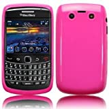 Blackberry 9700 Bold Pink Gel Cover Case Skin Design From Keep Talking Blackberry Accessoriesby The Keep Talking Shop