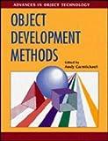 Object Development Methods (SIGS: Advances in Object Technology)