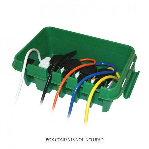 Dri box 285 cassetta per impianto elettrico impermeabile - Boitier prise etanche exterieur ...