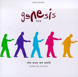 Genesis, Live: the Way We Walk, vol. 2: The Longs