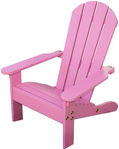 KidKraft Adirondack Chair – Bubblegum Play Equipment for Children