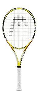 Head Microgel Extreme Team OS Unstrung Tennis Racquet (4 3/8)