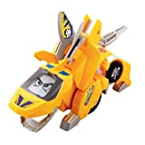 Vtech Electronics Switch and Go Dinos Mohawk the Stegosaurus (Yellow)