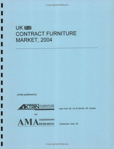 UK Contract Furniture Market, 2004