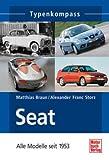 Typenkompass Seat. Alle Modelle seit 1953