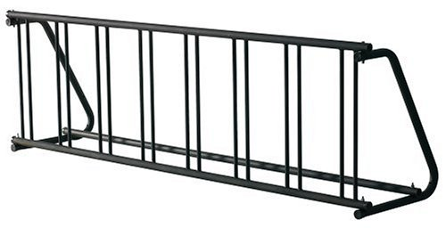 Allen Industrial Grade 8-Bike Parking Rack (Single Sided)