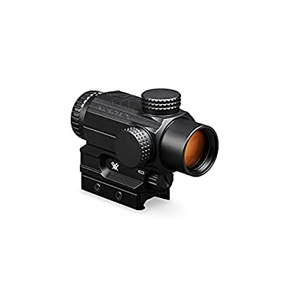 Vortex Optics Spitfire AR 1x Prism Scope with DRT (MOA) Reticle by Vortex Optics
