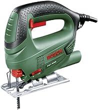 Comprar Bosch PST 650 - Sierra de calar con maletín (500 W, 240 V) color verde