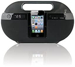 iLive iBP391B  30-Pin iPod/iPhone Portable Speaker Dock