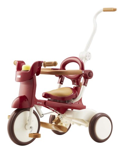 iimo TRICYCLE 02 Eternity Red (レッド)