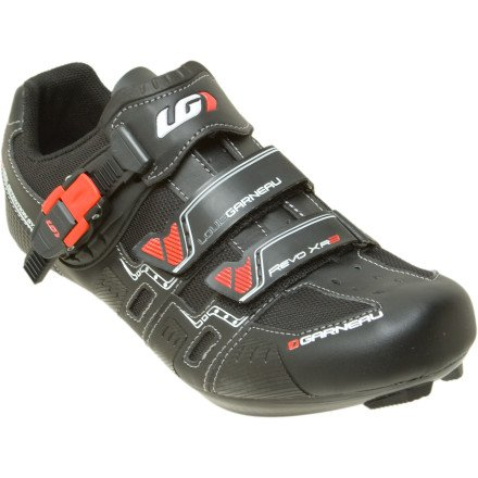 Louis Garneau 2012 Men's Revo XR3 Road Cycling Shoes