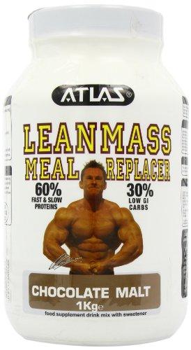 Atlas Lean Mass Mrp Chocolate Malt Powder 1kg