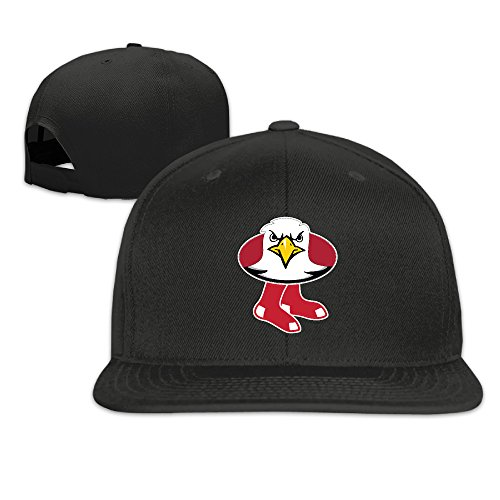 NORAL Snapback Trucker Boston Sport Baseball Logo Mixed Caps Black (Colt Mascot Costume)