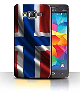 PrintFunny Designer Printed Case For SamsungGrand2