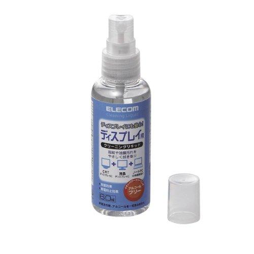 ELECOM display cleaning liquid CK-DP60