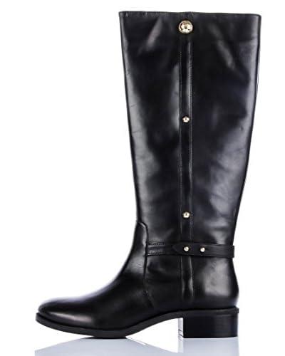 Armani Jeans Stivale Z5546-41 12 [Nero]