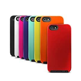 Acase iPhone 5 case - Superleggera PRO Dual Layer Protection case for The New iPhone 5 (Fits AT&T, Sprint, and Verizon)