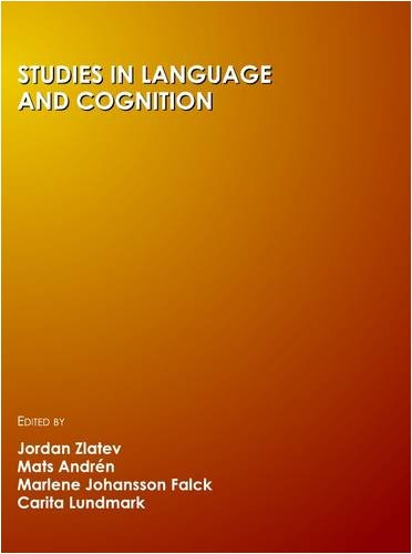 Studies in Language and Cognition