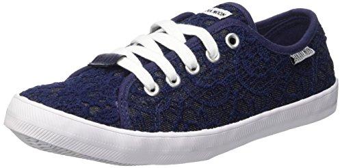 Banana Moon  Meadham,  Sneaker Donna, blu (Bleu (Sho06)), 37 EU