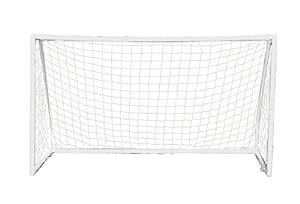 Debut Kids' PVC Goal - White, 8 x 4 Feet