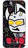 [iPhone 5/SoftBank専用] スマートフォンケース ウルトラマンシリーズ ウルトラマンタロウ ズームスター (クリア) 【光沢なし】 SAPIP5-PCNT-214-S576