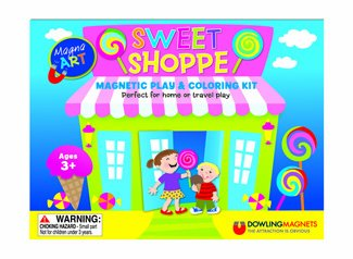 Sweet Shop Magnetic Coloring And Play Kits