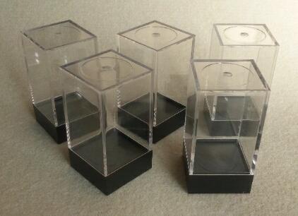 CHESSEX コレクションケース ミディアムトール フィギュアケース 5個セット