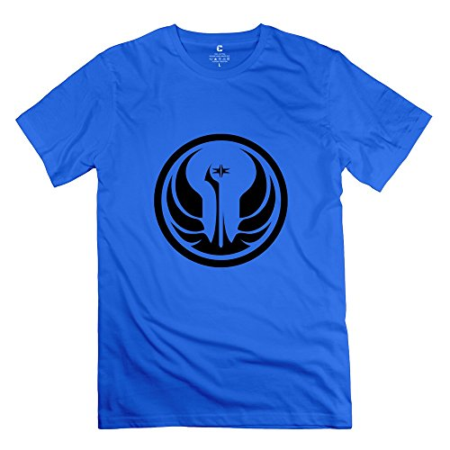 galactic-republic-classic-100-cotton-royalblue-t-shirts-for-adult-size-s