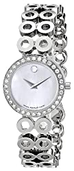 Movado Women's 605777 Ono Due Diamond Accented Watch