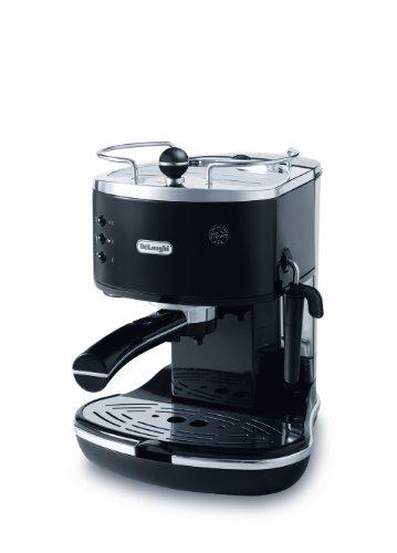 DeLonghi ECO310BK 15-Bar-Pump Espresso Machine, Piano Black (Delonghi 15 Bar Espresso compare prices)