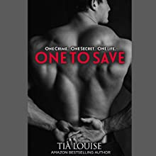 One to Save: Derek & Melissa: One to Hold, Book 6 Audiobook by Tia Louise Narrated by Lucy Rivers, Christian Fox