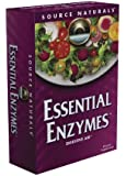 Source Naturals Essential Enzymes 500mg, 60 Vegetarian Capsules