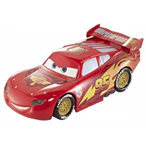Cars 2 Lights & Sounds Lightning McQueen