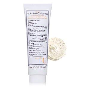 VMV Hypoallergenics SuperSkin Hydra Balance Smart Cleansing Scrub for Combination Skin 4 fl oz. from VMV Hypoallergenics