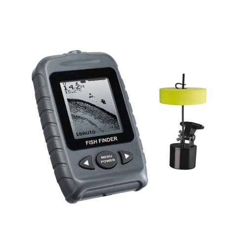 Discount deals sw ff 009 portable fish finder shopping for Portable fish finder reviews