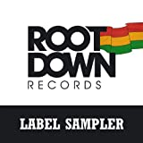 "Rootdown Records - Label Samplervon ""Rootdown Allstars"""