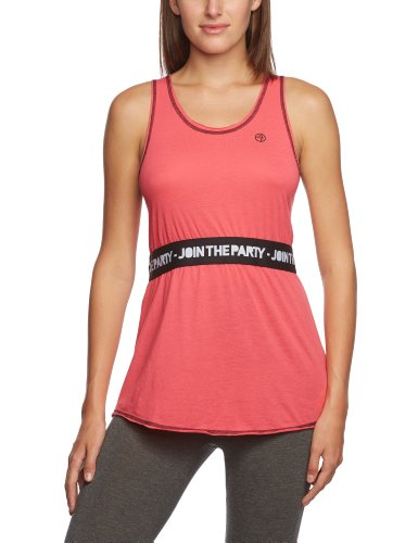Zumba Fitness Women's Sexy in a Cinch Top - Cosmo, X-Large