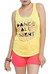 Dance All Night Girls Tank Top