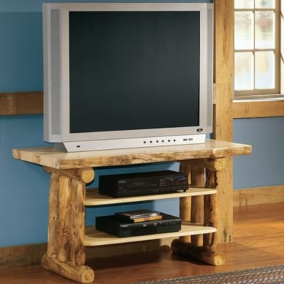 Mountain Woods Furniture Aspen TV Stands - Natural