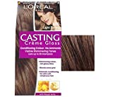 L'Oreal Paris Casting Creme Gloss Hair Colour 600 Light Brown