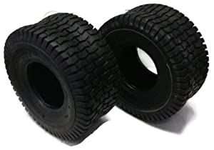 Set of 15X6X6 OPD Turf Tires 4 ply Qyt of 2 Garden Tractor Lawn Mower Riding Mower by OPD