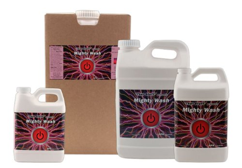 1 Qt. - Mighty Wash - Insect And Spider Mite Control - Foliage Cleaner Solution - Npk Industries 704800
