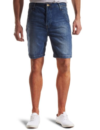 Lee Worker Men's Shorts Royal Fresh W36 IN